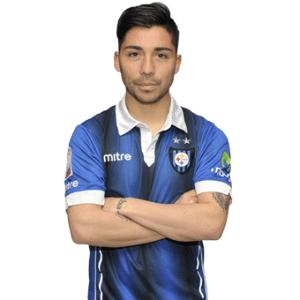 O meia chileno Cesar Valenzuela foi oferecido ao Grêmio, que não se interessou - Divulgação/Huachipato