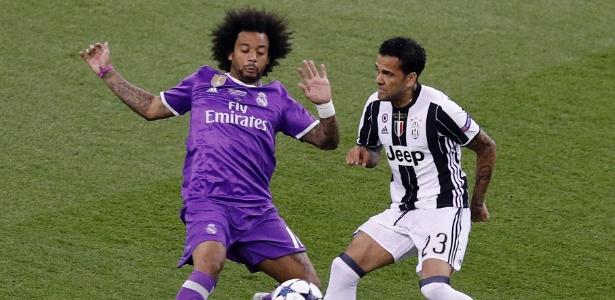 Final da Liga dos Campeões colocou brasileiro de Real Madrid e Juventus em destaque