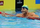Brasileiro Nicholas Santos quebra recorde mundial dos 50 m borboleta