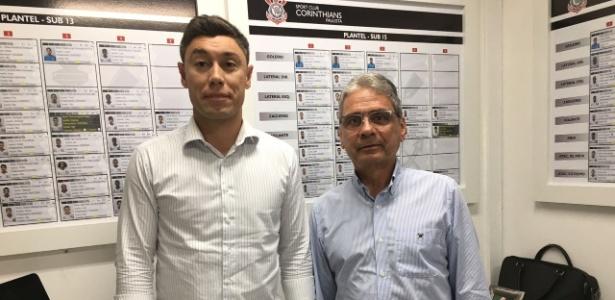 Yamada e Nei Nujud comandam a base do Corinthians em 2017