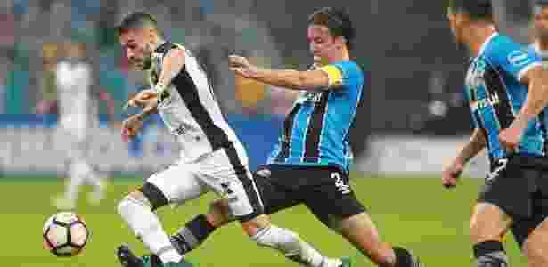 Rodrigo Pimpão exaltou a campanha do Botafogo na Libertadores após eliminação - Edison Vara/REUTERS