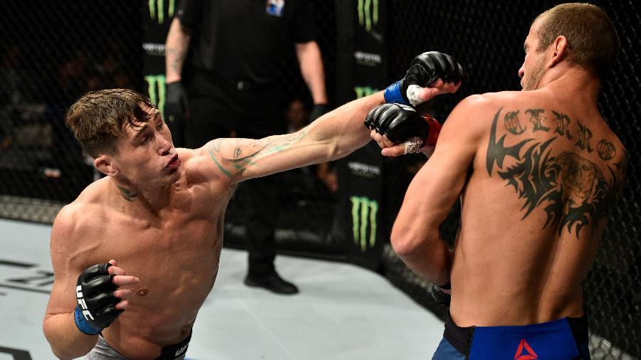 Darren Till ataca Donald Cerrone no UFC Polônia - Jeff Bottari/Zuffa LLC/Zuffa LLC via Getty Images