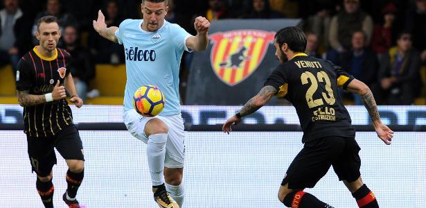 Benevento recebe a Lazio na sua 11ª derrota consecutiva: goleada por 5 a 1 - Marco Rosi/Getty Images
