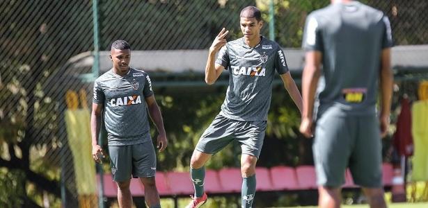 Leonardo Silva está recuperado de lesão e pode enfrentar o Corinthians, pelo Brasileirão - Bruno Cantini/Clube Atlético-MG