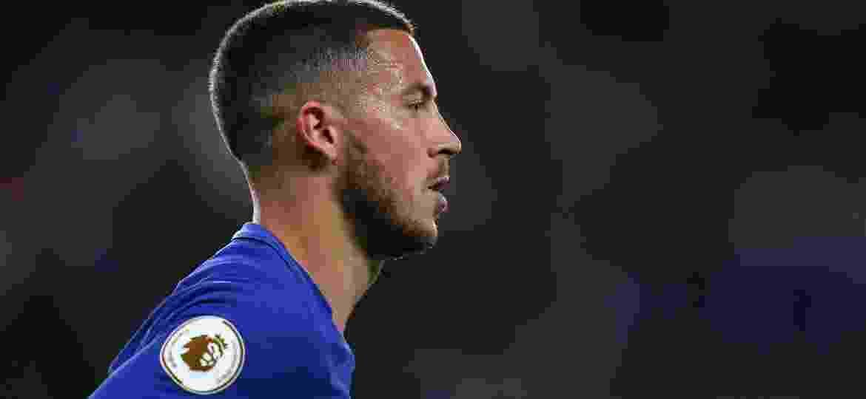 Hazard vai ficar fora da partida do Chelsea nesta quinta-feira - Catherine Ivill/Getty Images
