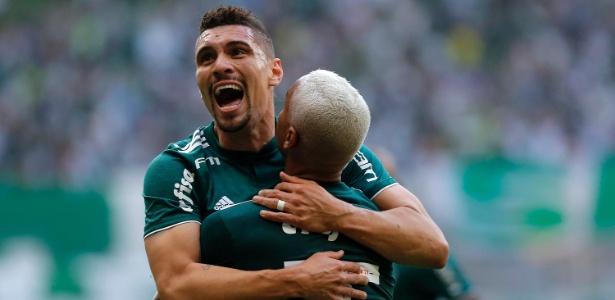 Moisés elegeu a vitória contra o São Paulo como a mais importante do título - Daniel Vorley/AGIF