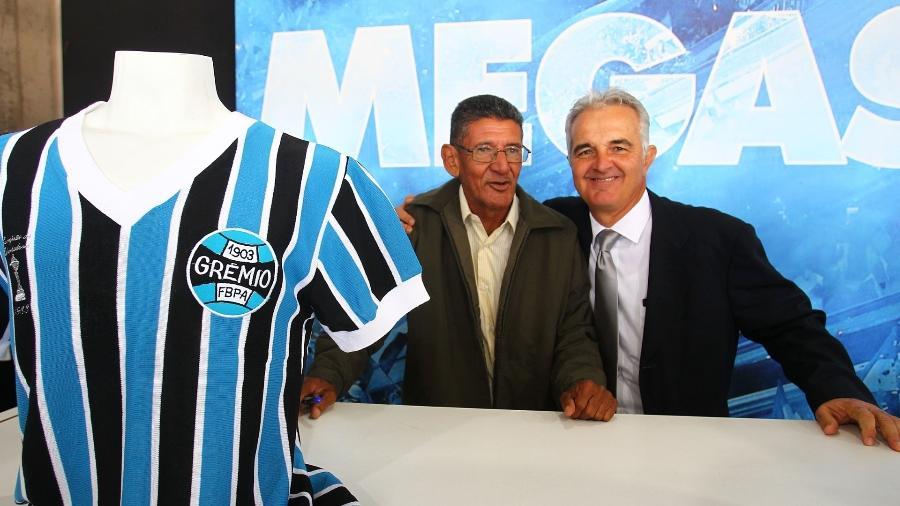 Caio, ex-jogador do Grêmio, morre em Porto Alegre - Lucas Uebel/Grêmio