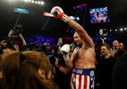 "Tyson Fury se arrepende de machismo na carreira: ""Me perdi no personagem"" - Mike Segar/Reuters"