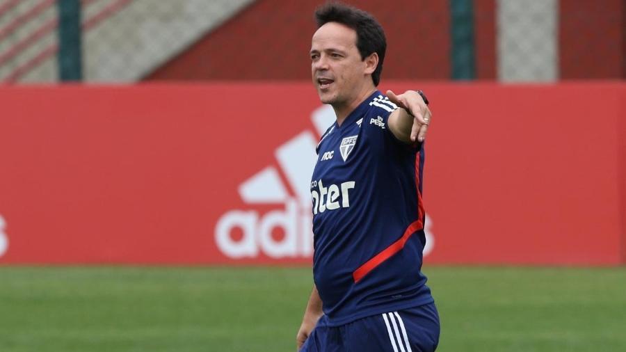 Treinador substitui Cuca e faz sua estreia já neste sábado (28), contra o Flamengo, no Maracanã - Rubens Chiri / saopaulofc.net