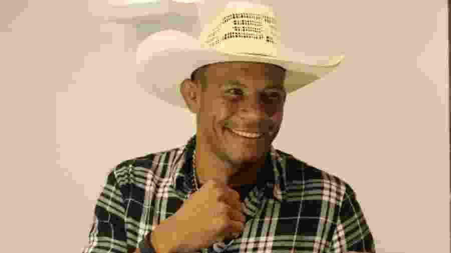 Alex Cowboy teve sua luta contra Mickey Gall cancelada pelo UFC - Divulgação
