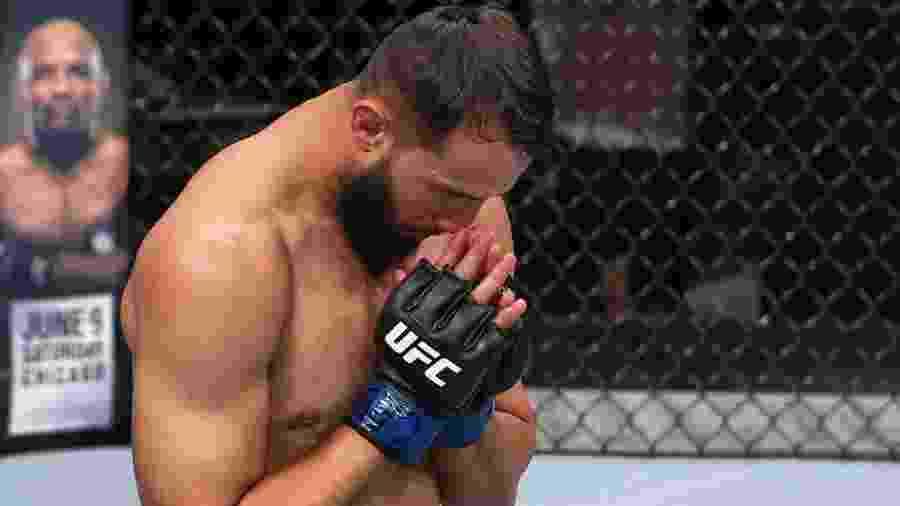 Dominick Reyes, lutador de MMA - Reprodução/Instagram