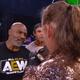 Tyson e Vitor Belfort 'causam tumulto' em evento de telecatch nos EUA; veja