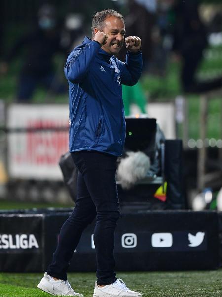 Hans Flick é cotado para assumir a seleção da Alemanha - Stuart Franklin/Getty Images