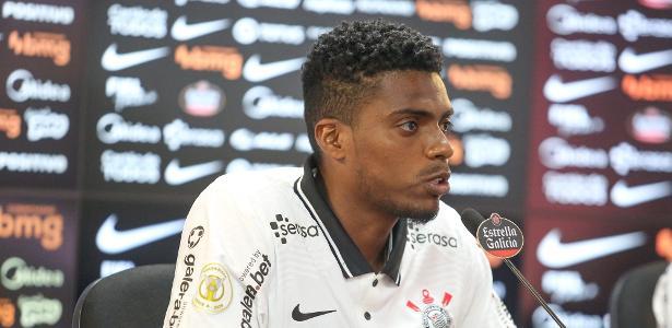 Corinthians diz que Jemerson sofreu torção no joelho contra o Sport