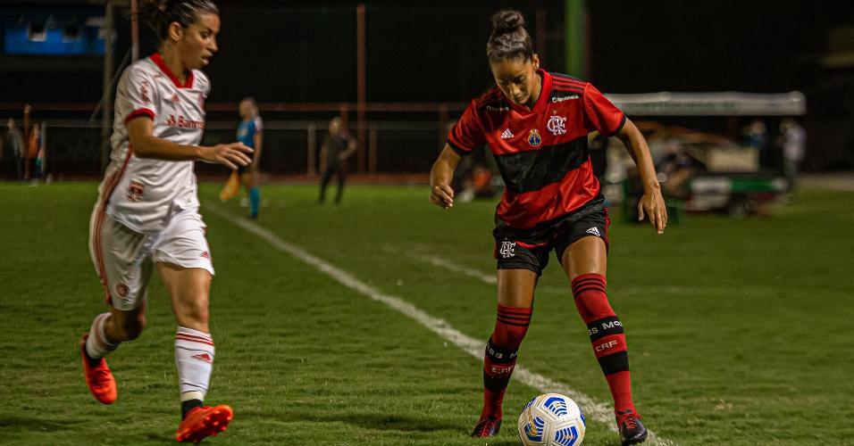 Pela terceira rodada do Brasileirão, Flamengo perde para o Internacional