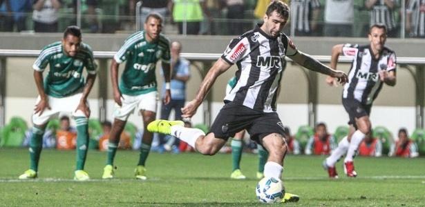Partida do Atlético-MG contra o Palmeiras foi a mais vista no SporTV em agosto