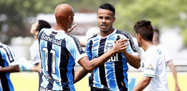 Batista, 22 anos, fez o último gol do Grêmio no Brasileiro do ano passado