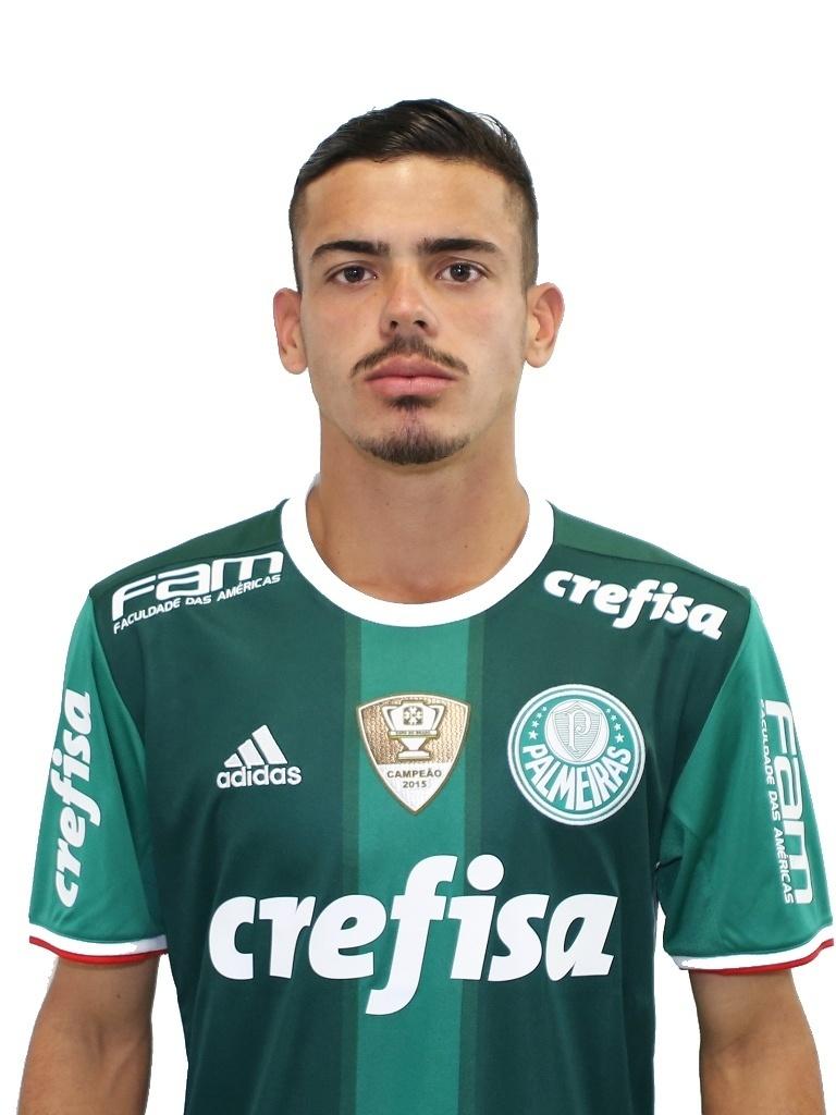 Bruno Garcia, lateral sub-20 do Palmeiras