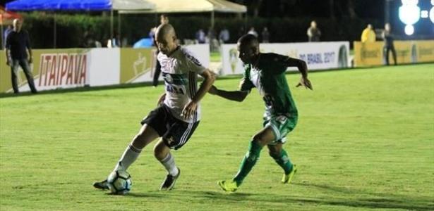 Coritiba passou por Vitória da Conquista na primeira fase da Copa do Brasil
