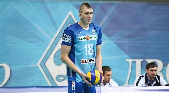 Aleksandr Kimerov, jogador de vôlei