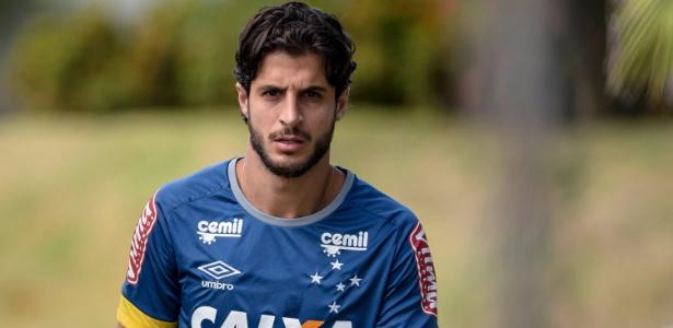 Hudson se tornou titular absoluto do Cruzeiro na atual temporada