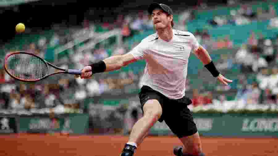 Britânico desiste do último Grand Slam da temporada - Reuters/Benoit Tessier