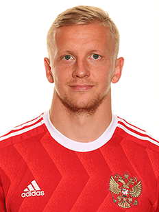 Igor Smolnikov, lateral-direito da Rússia