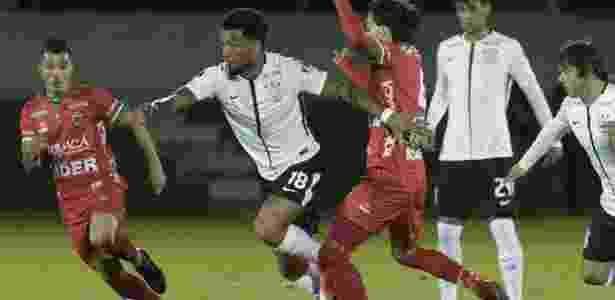 Kazim soma 15 partida com a camisa do Corinthians, com apenas um gol marcado - Daniel Augusto Jr. / Ag. Corinthians