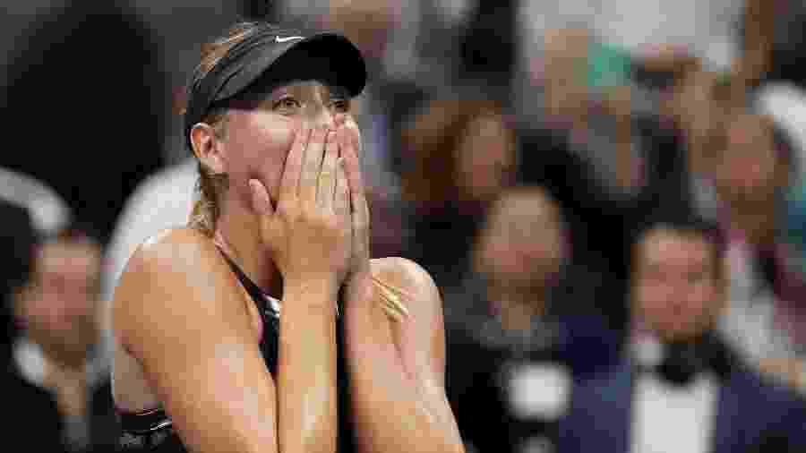 Maria Sharapova  - Robert Deutsch/USA Today Sports