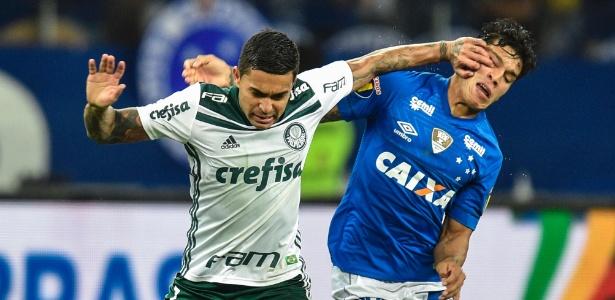 Palmeiras foi eliminado na Copa do Brasil, mas segue vivo em dois torneios - Pedro Vilela/Getty Images