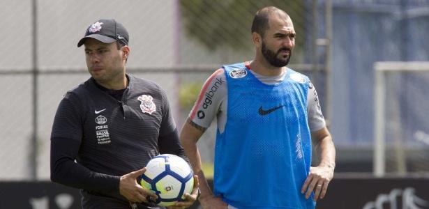 Danilo deve começar no banco de reservas em seu último jogo pelo Corinthians - Daniel Augusto Jr/Ag. Corinthians