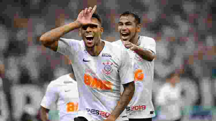 Gustagol marca e Corinthians vence o São Paulo em Itaquera - Alan Morici/AGIF - Alan Morici/AGIF