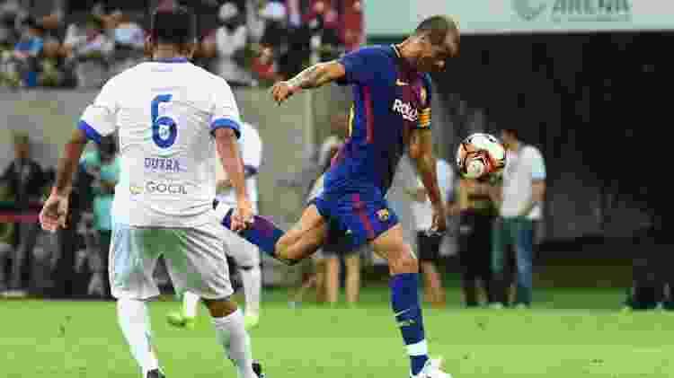 Rivaldo - Paulo Paiva/AGIF - Paulo Paiva/AGIF
