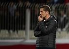 """Em carta, técnico evita polêmica por saída da Espanha: """"Homem de palavra"""" - Filippo MONTEFORTE / AFP"""