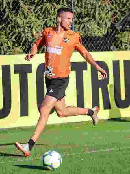 Franco Di Santo não permanecerá na Cidade do Galo em 2020 - Bruno Cantini/Divulgação/Atlético-MG - Bruno Cantini/Divulgação/Atlético-MG