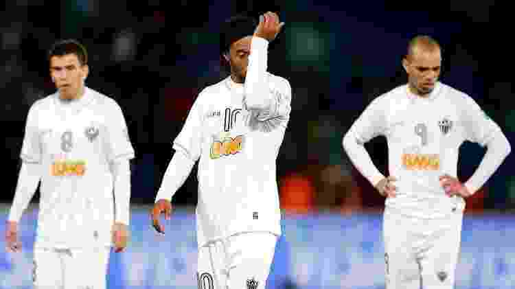 Atlético-MG x Raja Casablanca (Mundial de Clubes) - AP - AP