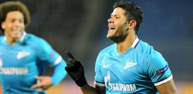 Convocado à Copa América, atacante brasileiro tem 16 gols e 17 assistências na Liga Russa