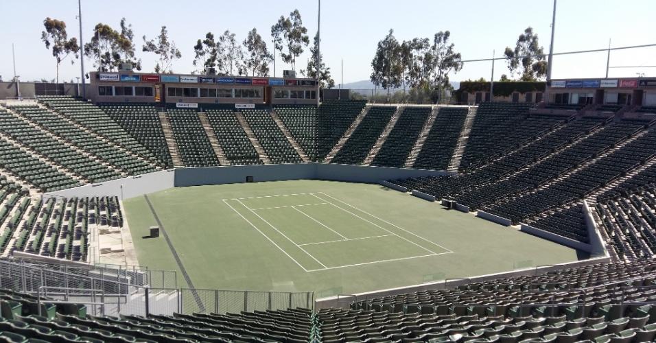 Complexo em Los Angeles tem direito até a uma quadra de tênis