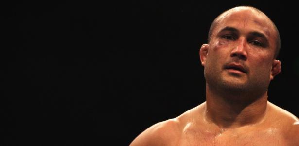 BJ Penn está com 38 anos e não vive boa fase no MMA - Mark Kolbe/Getty Images