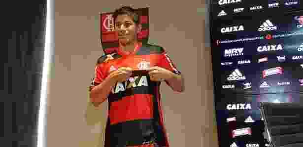Conca deve começar a jogar no final do Carioca ou começo do Brasileiro - Vinicius Castro/ UOL - Vinicius Castro/ UOL