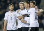 Alemanha goleia Azerbaijão e segue invicta nas Eliminatórias - DAVID MDZINARISHVILI/REUTERS