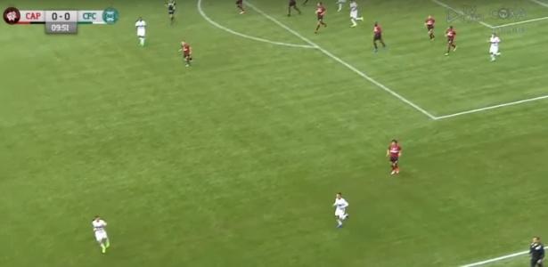 Transmissão do Atletiba foi pelo Youtube