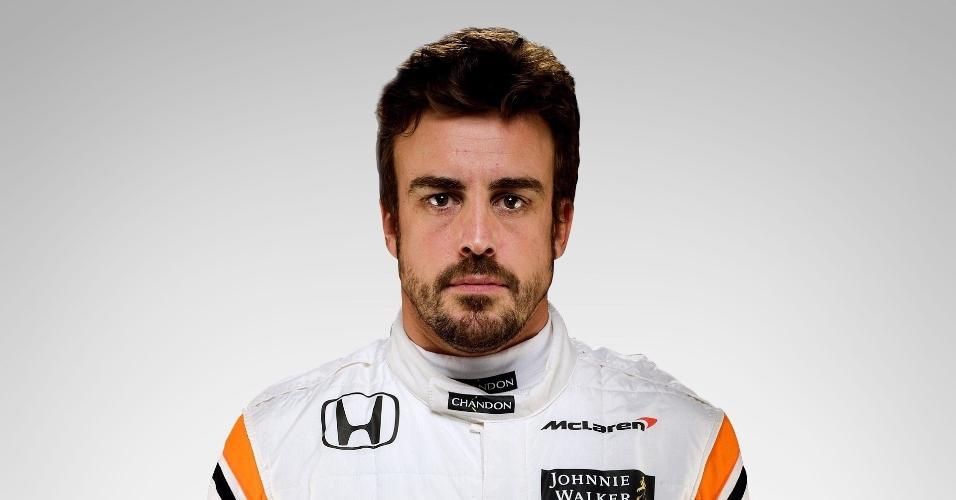 Fernando Alonso, piloto da McLaren