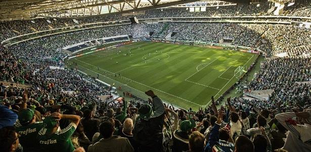 Allianz Parque deve receber grande público no clássico de sábado