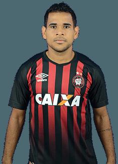 Ederson Alves Ribeiro, atacante do Atlético-PR