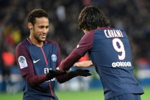 Campeonato Francês | Neymar passa em branco, e Cavani dá vitória ao PSG