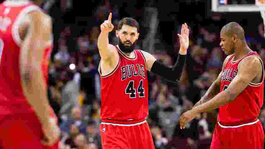 Nikola Mirotic, ala do Chicago Bulls - Jason Miller/Getty Images)
