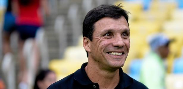 Zé Ricardo driblou o fato de ter chegado ao Vasco após treinar o rival Flamengo