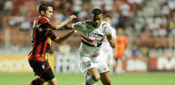 Última partida de Reinaldo foi na derrota para o Ituano, pelo Paulistão