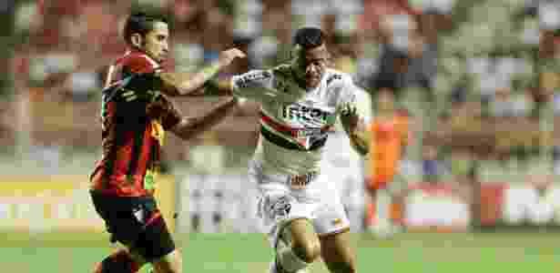 Última partida de Reinaldo foi na derrota para o Ituano, pelo Paulistão - Marcello Zambrana/AGIF
